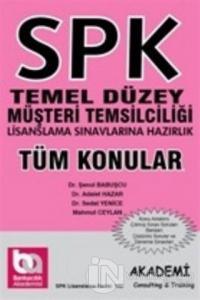 SPK Temel Düzey Müşteri Temsilciliği
