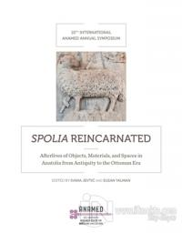 Spolia Reincarnated Claudia Barsanti