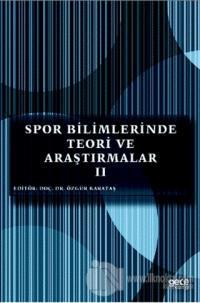 Spor Bilimlerinde Teori ve Araştırmalar 2