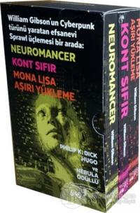 Sprawl Üçlemesi (3 Kitap) %25 indirimli William Gibson