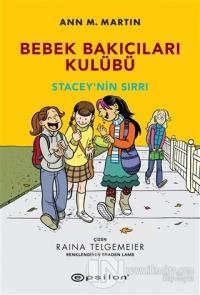 Stacey'nin Sırrı - Bebek Bakıcıları Kulübü
