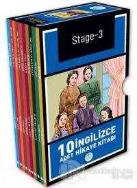 Stage 3 - İngilizce Hikaye Seti 10 Kitap