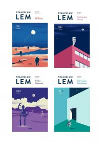 Stanislaw Lem 4 Kitap Takım