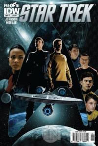 Star Trek Sayı: 1 - Kapak A %25 indirimli Mike Johnson