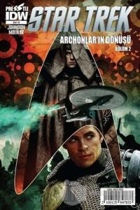 Star Trek Sayı: 10 %25 indirimli Mike Johnson
