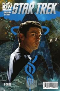 Star Trek Sayı: 17 - Bones Mike Johnson
