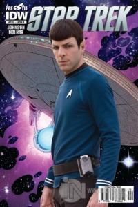 Star Trek Sayı: 2 - Kapak B %25 indirimli Mike Johnson