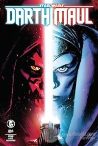 Star Wars - Darth Maul Sayı: 4 Cullen Bunn