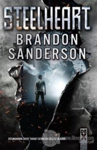Steelheart %17 indirimli Brandon Sanderson