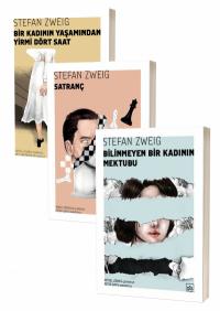 Stefan Zweig 3 Kitap Takım