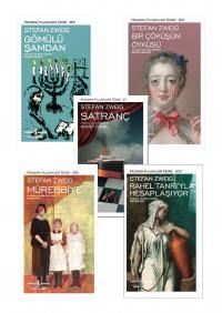 Stefan Zweig 5 Kitap Takım