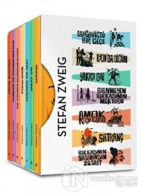 Stefan Zweig Kutulu Set (7 Kitap Takım) Stefan Zweig