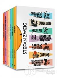 Stefan Zweig Kutulu Set (7 Kitap Takım)