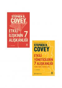 Nova Stephen R. Covey 2 Kitap Takım Stephen R. Covey