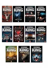 Stephen King 11 Kitap Takım Stephen King