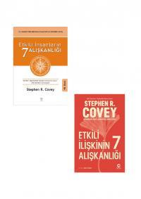 Stephen R. Covey 2 Kitap Takım