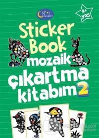 Sticker Book Mozaik Çıkartma Kitabım 2 Kolektif