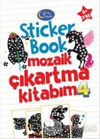 Sticker Book Mozaik Çıkartma Kitabım 4