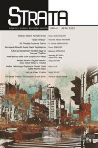 Strata İlişkisel Sosyal Bilimler Dergisi Sayı: 3 Ocak 2020