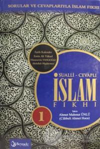 Sualli - Cevaplı İslam Fıkhı Cilt: 1 (Ciltli)