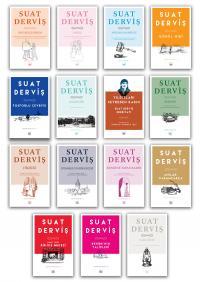 Suat Derviş 15 Kitap Takım
