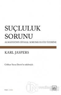 Suçluluk Sorunu Karl Jaspers