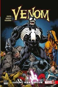Sudaki Kan - Doğum - Venom Cilt 3