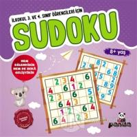 Sudoku 8+ Yaş - İlkokul 3. ve 4. Sınıf Öğrencileri İçin