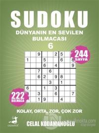 Sudoku Dünyanın En Sevilen Bulmacası 6