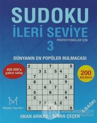 Sudoku İleri Seviye - 3