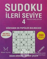 Sudoku İleri Seviye - 4