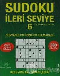Sudoku İleri Seviye - 6