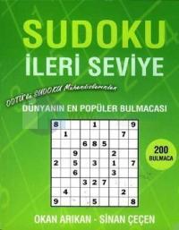 Sudoku İleri Seviye Dünyanın En Popüler Bulmacası