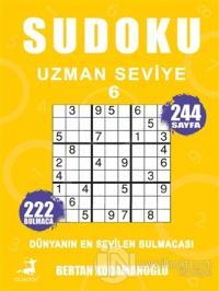 Sudoku Uzman Seviye - 6