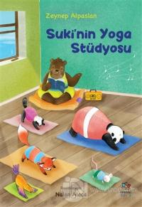Suki'nin Yoga Stüdyosu Zeynep Alpaslan