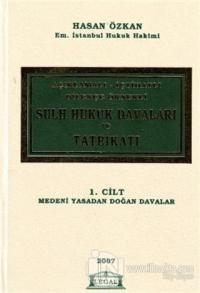 Sulh Hukuk Davaları ve Tatbikatı (2 Cilt Takım) (Ciltli)