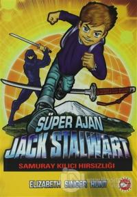 Süper Ajan Jack Stalwart 11- Samuray Kılıcı Hırsızlığı