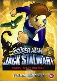 Süper Ajan Jack Stalwart : Görev: Max'i Bulmak