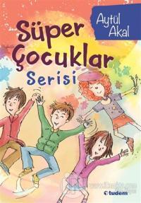 Süper Çocuklar Serisi (4 Kitap Kutulu)