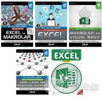 Süper Excel Eğitim Seti ( 5 Kitap Takım)