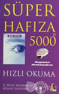 Süper Hafıza 5000 Mor Kitap