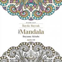 Süper Mandala Boyama kitabı Kolektif