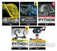 Süper Python Seti 2 (5 Kitap Takım)