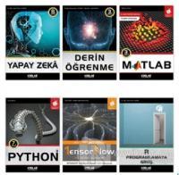 Süper Yapay Zeka Mühendisliği Seti (6 Kitap Takım)