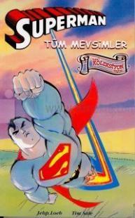 Superman Tüm Mevsimler Özel Koleksiyon Sayısı