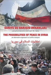 Suriye'de Barışın İmkanları %15 indirimli Nezir Akyeşilmen