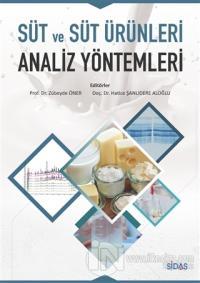 Süt ve Süt Ürünleri Analiz Yöntemleri