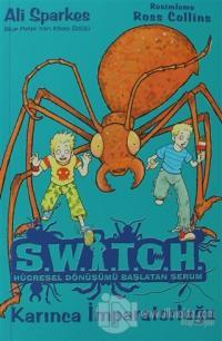Switch Hücresel Dönüşümü Başlatan Serum 4 Karınca İmparatorluğu
