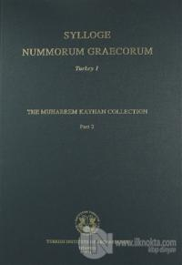 Sylloge Nummorum Graecorum turkey 1 (Ciltli)