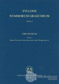 Sylloge Nummorum Graecorum Turkey 5 (Ciltli)